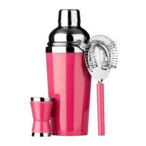 pink cocktail set