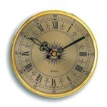 Blooming-Weather-Brass-Look-Clock-Movement-Insert-136mm-K1100290-B075TB41F7